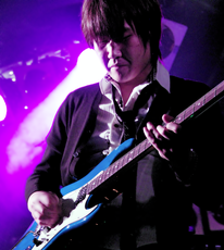 世田谷区三軒茶屋Miyakoda guitar school講師の都田康将